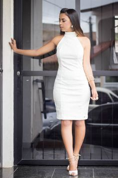 Looks - Page 3 of 105 Elegant Dresses Classy, Classy Outfits, Pretty Dresses, Stylish Outfits, Casual Dresses, Short Dresses, Grad Dresses, Dress Outfits, Girls Fashion Clothes
