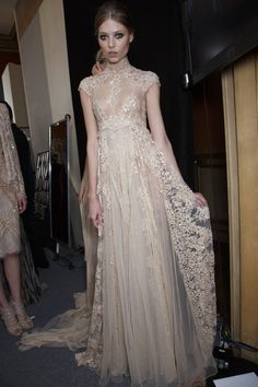 velvetrunway:  Zuhair Murad Fall 2013  Posted by Crazy—-Dreams