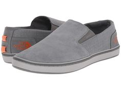 6bf9b6c67a3f73 The north face base camp lite slip on sedona sage grey orange rust