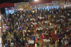 Glimpse of Last Year  #dgutsav2k15 #dgutsav2k16 #entertainment #annualfestival #commercialexhibition #event #foodcourt