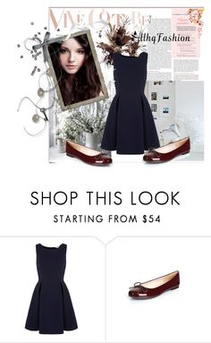 """""""ALLHQFASHION"""" by editaolovkic ❤ liked on Polyvore featuring Yumi, women's clothing, women's fashion, women, female, woman, misses and juniors"""