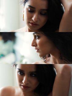Shraddha Kapoor for Filmfare 2017 photoshoot