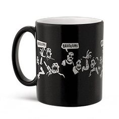 Zombies to Robots Heat Change Mug by ThinnkGeek ** Click on the image for additional details.Note:It is affiliate link to Amazon.