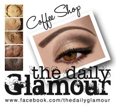 Welcome to Beauty From The Earth Cosmetics - Get The Look You Are Looking For! Makeup Tips, Beauty Makeup, Eye Makeup, Brown Eyeshadow Looks, Soft Makeup Looks, Get The Look, Hair And Nails, Coffee Shop, Make Up
