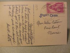 back of postcard Better Together Jack Johnson, Hue, Postcards, Greeting Card
