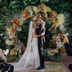 Best Wedding Backdrop Ideas Summer 2019 - Page 16 of 41 - belikeanactress. com wedding backdrops Wedding Arch Flowers, Wedding Arch Rustic, Wedding Ceremony Backdrop, Floral Wedding, Wedding Backdrops, Wedding Arches, Wedding Reception, Bouquet Wedding, Green Wedding