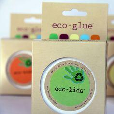 ECO-GLUE - creative play the natural way.