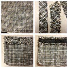 Remate DIY para chaqueta Chanel