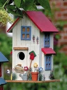 Cute DIY Ideas for Birdhouses | DIY Motive
