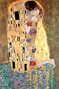 Gustav Climt - The Kiss