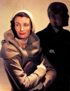Wenda Parkinson by Norman Parkinson, 1949
