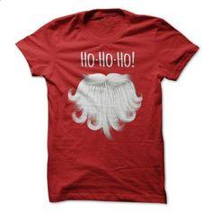 Christmas beard HO-HO-HO! - #dress shirts #awesome hoodies. MORE INFO => https://www.sunfrog.com/Holidays/Santa-Claus-beard-HO-HO-HO.html?60505