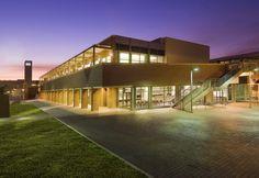 Hector Godinez Foundamental High School, Santa Ana, Orange County, California, USA