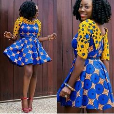 Latest Ankara Styles >>> www.dezangozone.com/ ~African fashion, Ankara, kitenge, African women dresses, African prints, African men's fashion, Nigerian style, Ghanaian fashion ~DKK