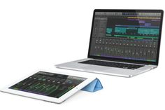 Apple Logic Pro X control from ipad