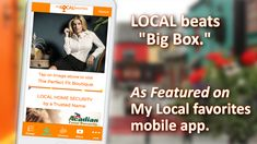 For shoppers of boutiques and local salons who prefer truly 'Local' places, they are finding better connections on My Local Favorites free mobile app. Download from mylocalfavorites.biz website.