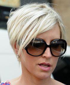 Heather Mills Pixie - Short Hairstyles Lookbook - StyleBistro