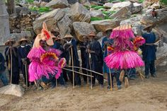 dogon dancers mali - Google Search