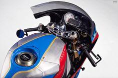 Custom BMW S 1000 RR by PRAËM: The Pursuit Of Perfektion - Bike EXIF