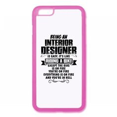being an interior designer copy iphone 66s rubber case