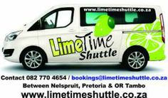 Like our facebook page before 31 May http://www.facebook.com/limetimeshuttle , and stand a chance to win a free shuttle trip in one of our awesome shuttles between Nelspruit and Gauteng - Limetime Blog