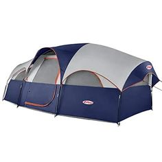 Camping Canopy, Best Tents For Camping, Cool Tents, Camping Ideas, Best Family Tent, Family Camping, 8 Person Tent, Waterproof Tent, Cabin Tent