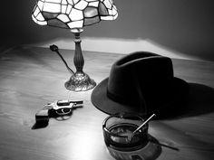 Film Noir Style Photo 01 by Ollywood on DeviantArt