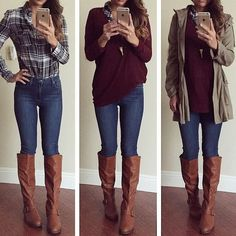 Fall Fashion Essentials Every College Girl Needs