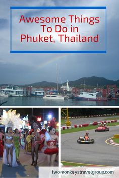 Awesome Things to do in Phuket Thailand
