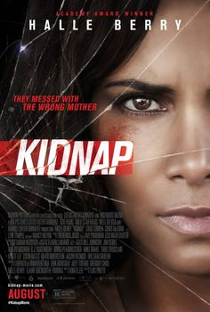 First Poster For 'Kidnap' - Starring Halle Berry