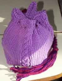 Crochet Doggie Bag