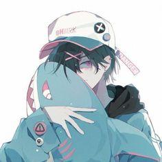 Anime Oc, Fan Art Anime, Anime Artwork, Manga Anime, Dark Anime Guys, Cool Anime Guys, Handsome Anime Guys, Cute Anime Boy, Anime Boy Hair