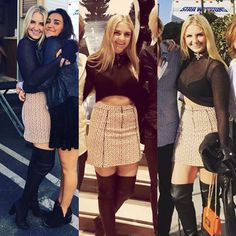 Rydel Lynch fashion 2015 - at Dancing With The Stars
