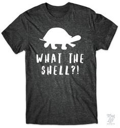 What the shell!?!