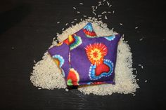 Small Hot/Cold Scented Rice Packs by Gammysshop on Etsy