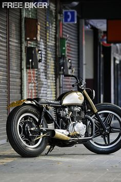cb400n_DSC2725 by ducktail964, via Flickr