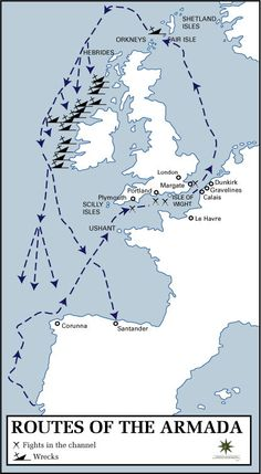 The Defeat of the Spanish Armada - Ancestry Insights