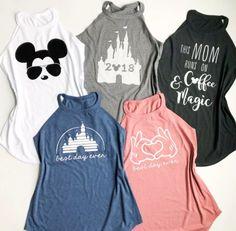 Disney high neck tank tops mickey fix Disney High, Disney Fun, Disney Style, Walt Disney, Disney Cruise, Disney Honeymoon, Disney Vacations, Disney Trips, Disney Vacation Shirts