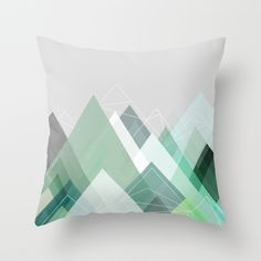 Buy Graphic 107 by Mareike Böhmer Graphics as a high quality Throw Pillow. Worldwide shipping available at Society6.com. Just one of millions of products available.