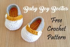 How cute are baby feet right? These crochet booties are both cute and easy to do. All you need is some yarn, and some love and you're good to go.