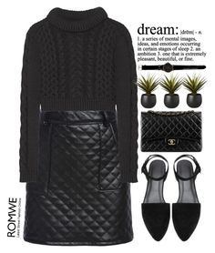 """Don't dream it's over"" by mihreta-m ❤ liked on Polyvore featuring TIBI, Chanel, CB2, women's clothing, women's fashion, women, female, woman, misses and juniors"