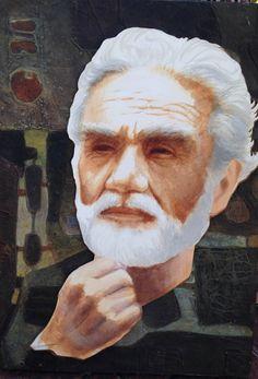 Adriano Silva Castañeda, painter and sculptor, born in1925 in Querétaro, Mexico. Adriano Silva Castañeda Pintor y escultor y maestro de Artes Plásticas.