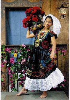 vestimenta tipica TABASCO
