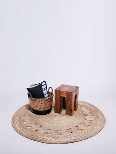 nagarey | Tiros Natural Rug