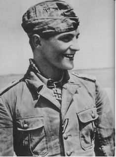 "Hans-Joachim Marseille (13 December 1919 – 30 September 1942; was a Luftwaffe fighter pilot and flying ace during World War II. He is noted for his aerial battles during the North African Campaign and his bohemian lifestyle. One of the best fighter pilots of World War II, he was nicknamed the ""Star of Africa""."