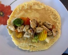 Naleśniki zapiekane z mięsem i warzywami - Blog z apetytem Apple Pie, Tacos, Baking, Ethnic Recipes, Desserts, Blog, Cement, Drink, Tailgate Desserts