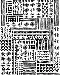 Black & White   Blinkblink Patterns