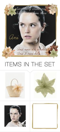 """""""Closed Rey Icon"""" by fashion-designer-12-13 ❤ liked on Polyvore featuring art, starwarssquad and difyauditions"""