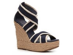 I guess sandal wedges are going to be a staple this Spring/Summer season. I likey!
