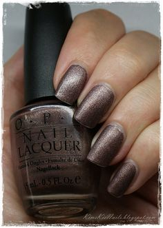 #OPI You Don't Know #Jacques! #Suede (#matte)